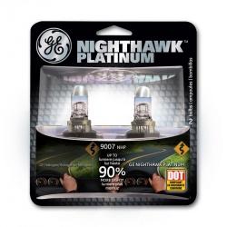 GE Nighthawk Platinum halogen headlamps
