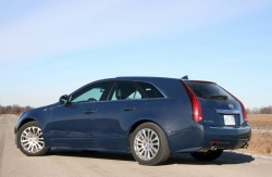 2010 Cadillac CTS Sport Wagon 3.6 AWD