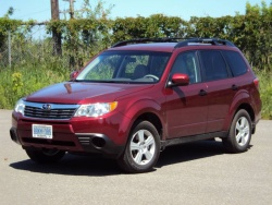 Used Vehicle Review: Subaru Forester, 2009 2013 used car reviews subaru reviews