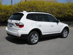 Used Vehicle Review: BMW X3, 2004 2010  used car reviews luxury cars bmw