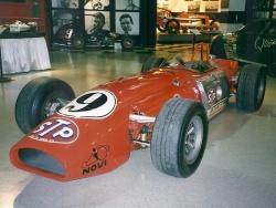 1964-1965 Novi race car