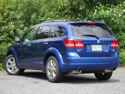 Test Drive: 2010 Dodge Journey R/T AWD dodge