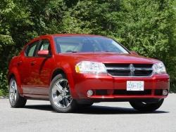 2010 Dodge Avenger R/T