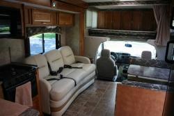 Gulfstream Conquest Class C motor home