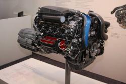 Mercedes' New V Engine Family