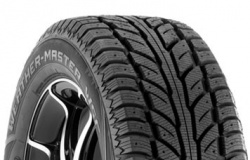 Cooper WeatherMaster WSC winter tire