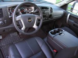 2011 Chevy Silverado 2500 LT Crew Cab