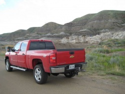 Sidebar: RV towing with a 2011 Chevy Silverado 2500 HD rvs chevrolet trucks car test drives