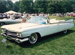 Motoring Memories: Cadillac, 1959 motoring memories classic cars