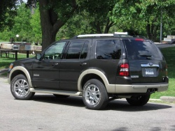 used vehicle review ford explorer 2006 2010. Black Bedroom Furniture Sets. Home Design Ideas