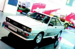 1980 Audi ur-quattro
