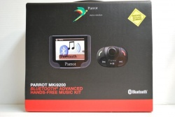 Parrot Bluetooth Advanced Hands-Free Car Kit