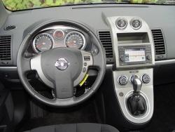 test drive 2010 nissan sentra se r spec v. Black Bedroom Furniture Sets. Home Design Ideas