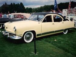 1951 Kaiser Golden Dragon