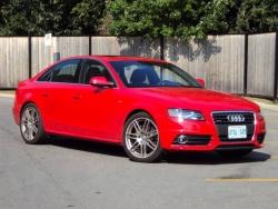 2010 Audi A4 2.0T S-Line