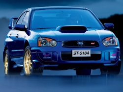 Modern Classics: Subaru WRX, 2002 2007 auto articles