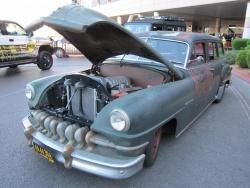 Ruff-n-tough Chrysler wagon carries a new SRT V8