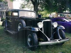 1932 Peerless V-16