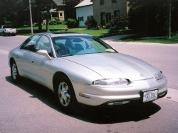 Motoring Memories: Oldsmobile Aurora, 1995 1999 motoring memories classic cars