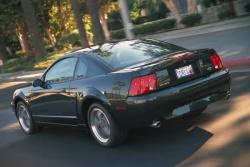 Modern Classics: 2001 Ford Mustang Bullitt modern classics auto articles