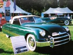 1949 Kurtis Sports Car