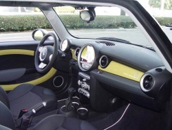 First Drive: Mini E electric car first drives