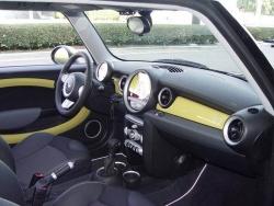 First Drive: Mini E electric car electric green news mini first drives