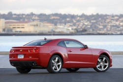 2010 Chevrolet Camaro; photo courtesy GM