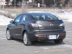 2010 Mazda3 GT sedan