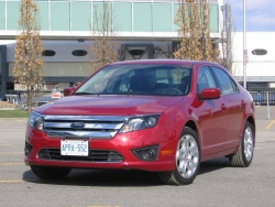 First Drive: 2010 Ford Fusion ford first drives