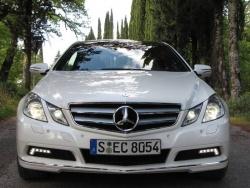 2010 Mercedes-Benz E-Class Coupé