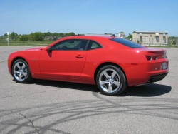 2010 Chevrolet Camaro RS V6