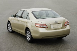 First Drive: 2010 Toyota Camry and Highlander four cylinder models toyota first drives