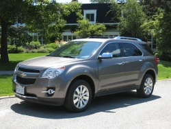 2015 equinox fleet autos post for Lou sobh honda service
