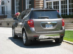 first drive 2010 chevrolet equinox. Black Bedroom Furniture Sets. Home Design Ideas