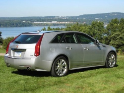 First Drive: 2010 Cadillac CTS Sport Wagon luxury cars first drives cadillac