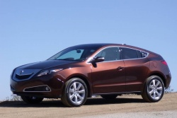 Acura  Review on First Drive  2010 Acura Zdx Acura