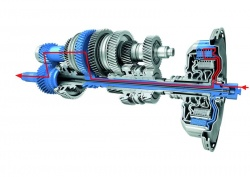 PDK transmission for Porsche Panamera
