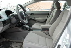 Made in Canada: 2010 Toyota Corolla LE and Honda Civic DX G, Part two toyota made in canada long term auto tests honda auto articles car comparisons