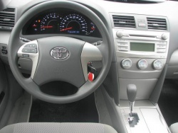 Test Drive: 2010 Toyota Camry LE toyota car test drives