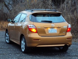 Test Drive: 2010 Toyota Matrix XR AWD toyota car test drives