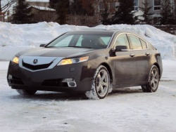 2010 Acura TL SH-AWD six-speed