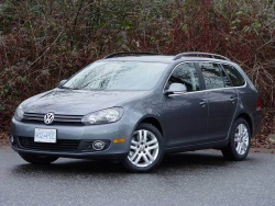 2010 VW Golf Wagon TDI Highline