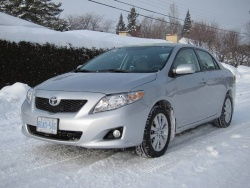Made in Canada: 2010 Toyota Corolla LE and Honda Civic DX G, Part two car comparisons