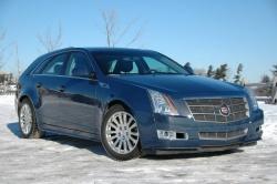 2010 Cadillac CTS Sport Wagon