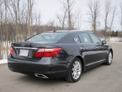 2010 Lexus LS 600h L