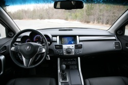 2010 Acura RDX with Tech Package