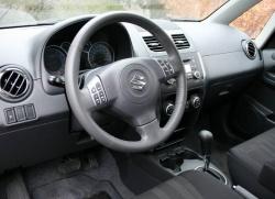2010 Suzuki SX4 JLX hatchback