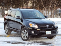 Test Drive: 2010 Toyota RAV4 Sport V6 4WD toyota car test drives