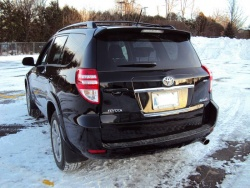 Test Drive: 2010 Toyota RAV4 Sport V6 4WD car test drives